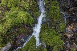 wodospad - krystaliczna woda